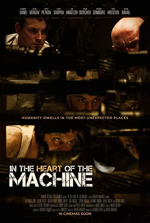 In the Heart of the Machine Poster